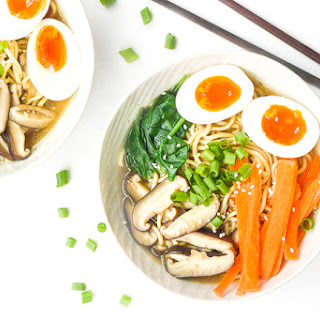 Quick and Easy Vegetarian Ramen Recipe