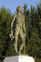 Photo: Monumento al agricultor Más fotos de Cehegín en www.ceheginet.com/cehegin/fotos