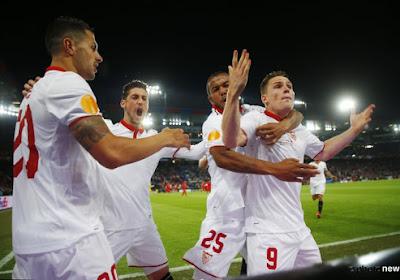 Sevilla pakt uit met historische prestatie na schitterende ommekeer