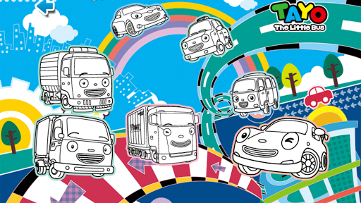 Tayo's Driving Game 1.1 screenshots 10