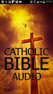 Audio Catholic Bible - náhled