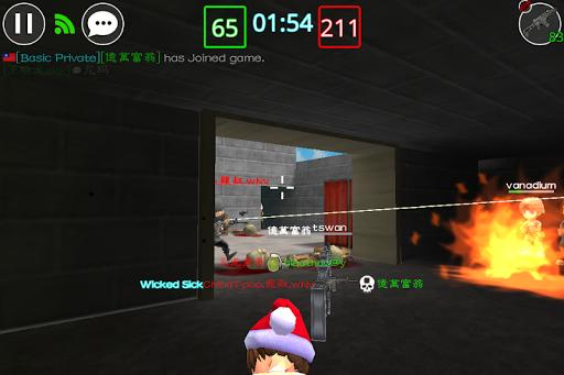 Critical Strikers Online FPS 1.8.8.b screenshots 2