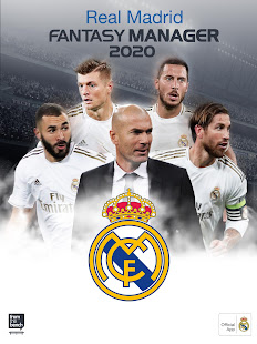 Real Madrid Fantasy Manager'20 Real football live