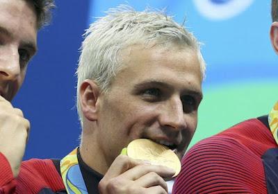 Un sextuple champion olympique est en cure de désintoxication