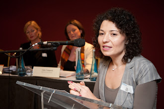 Photo: Esen Fikri from the Commission for the Protection against Discrimination (Bulgaria)
