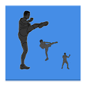 Street Kicker Workout icon