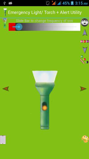 Torch FLASH Light Call Alert screenshot 14