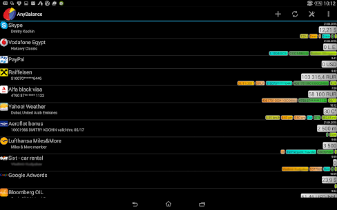 AnyBalance (balance on screen) v4.0.827 [Unlocked] APK 7