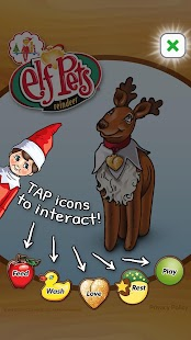 Elf Pets® Virtual Reindeer — The Elf on the Shelf® Screenshot