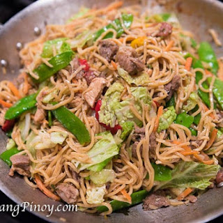 How to Cook Special Pancit Canton ala Corazon