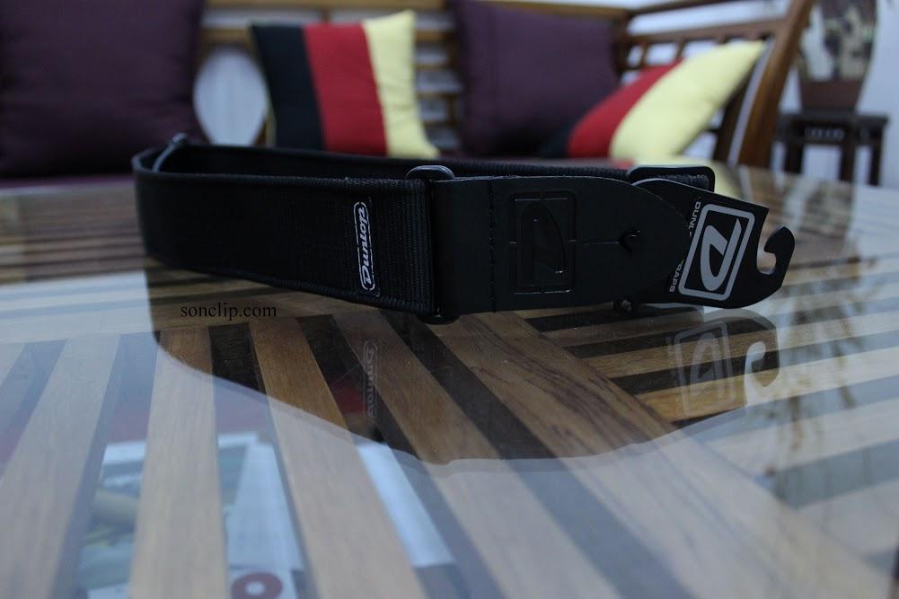 Dây Đeo Guitar - Dunlop D38-09BK