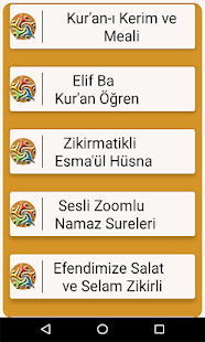 Download Yasin Mülk Fetih Vakıa Nebe Sesli İnternetsiz For PC Windows and Mac apk screenshot 13