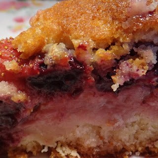 Strawberry Blueberry Cake Recipes