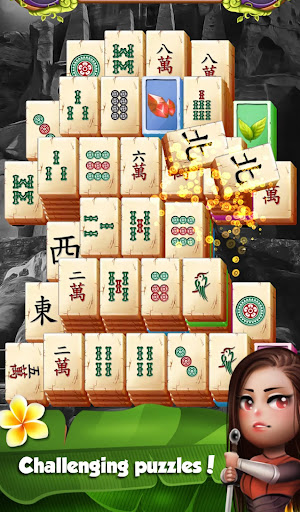 Mahjong World Adventure - The Treasure Trails apkmr screenshots 12