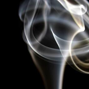 Smoke Art by Greera Smyth - Abstract Fine Art