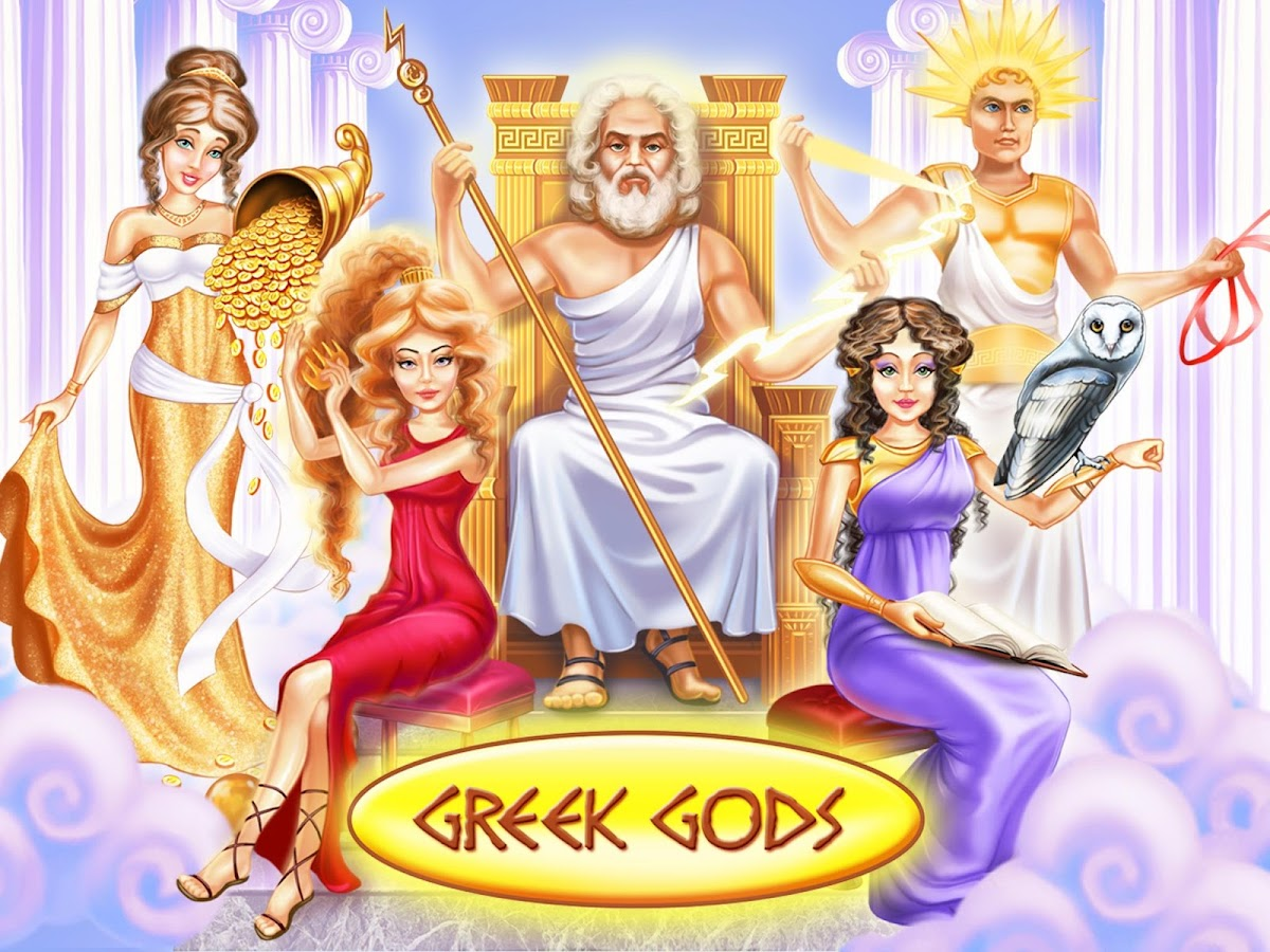 Greek Gods Android Apps On Google Play