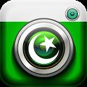 Pakistan Flag Selfie icon