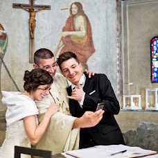 Wedding photographer Emanuel Galimberti (galimberti). Photo of 30.10.2014