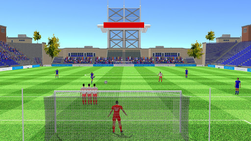 Flick Football Strike: FreeKick Soccer Games screenshot 8