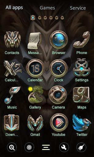 King GO Launcher 玩個人化App免費 玩APPs