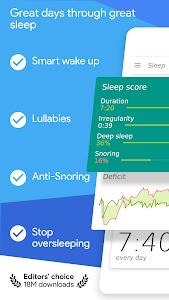 Sleep as Android 💤 Sleep cycle smart alarm 20200624 b22053 (Beta) (Unlocked)