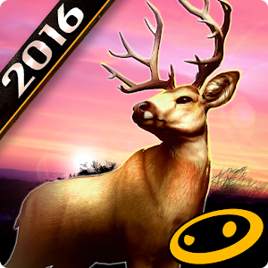 DEER HUNTER 2016 icon do jogo