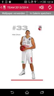 Brose Baskets- screenshot thumbnail