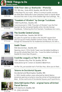 Seattle 4 Free-Things 2 See/Do- screenshot thumbnail