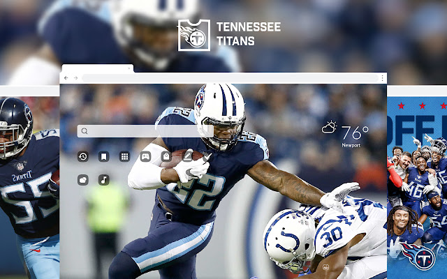 Tennessee Titans HD Wallpapers New Tab