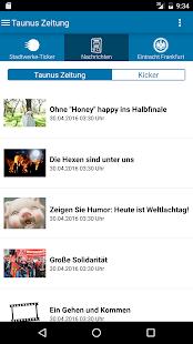 App TaunaApp Oberursel APK for Windows Phone