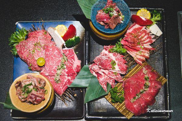 昭日堂燒肉,台中燒肉戰再加一!全牛套餐吃到你不要不要