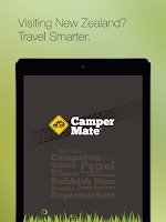 Screenshot of CamperMate