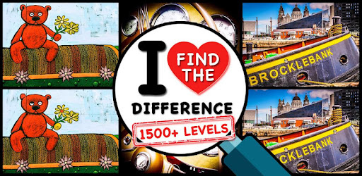 Spot the difference on 1500+ levels! Photo hunt begins - spot it all!