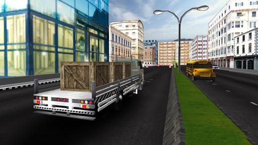 Trucker Duty 3D Simulator