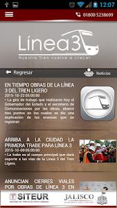 Linea 3 screenshot 3