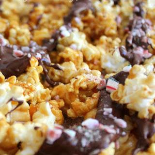 Easy Gourmet Microwave Caramel Corn