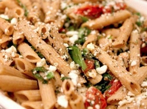 Herbed Spinach Pasta Recipe