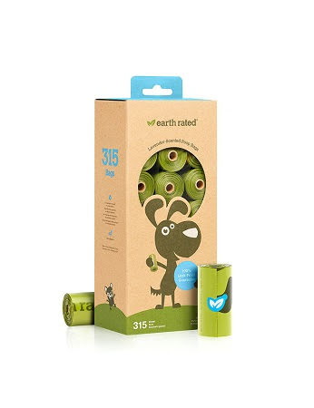 Earth Rated Eco-Friendly Refills 21-pack Unscented