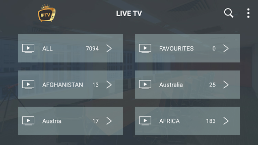 Premium Iptv TV Box 1.6.6 screenshots 2