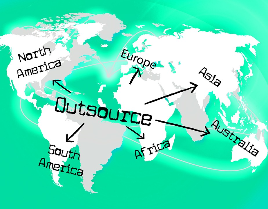 outsourcing is the number one way to grow your startup
