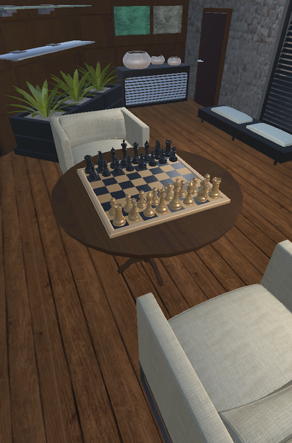 chess simulator 3d android apps on google play. Black Bedroom Furniture Sets. Home Design Ideas