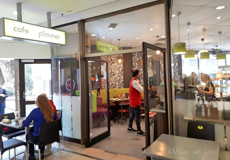 Cafe on Plimmer