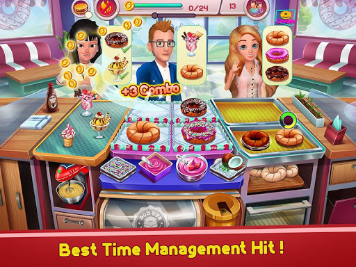 Kitchen Madness - Restaurant Chef Cooking Game modavailable screenshots 11