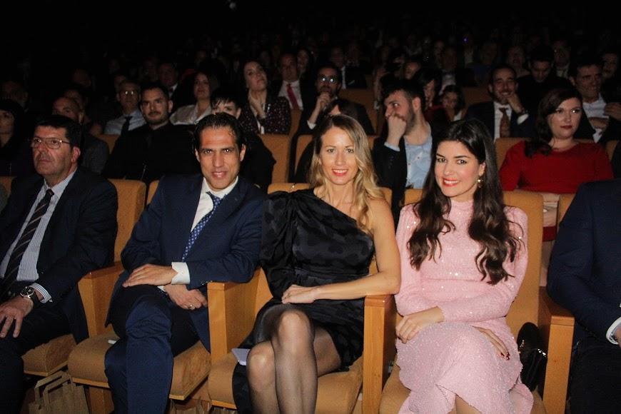 VI Premios Círculo Rojo que acogió el Teatro Auditorio de Roquetas de Mar.
