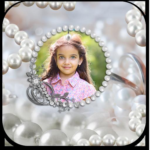 Pearls Photo Frames
