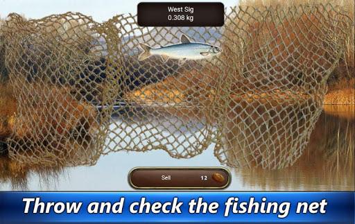 Fishing rain - fishing online screenshots 4