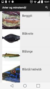 Recreational fishing in Norway- screenshot thumbnail