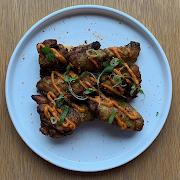 Gurkhali Chicken Wings
