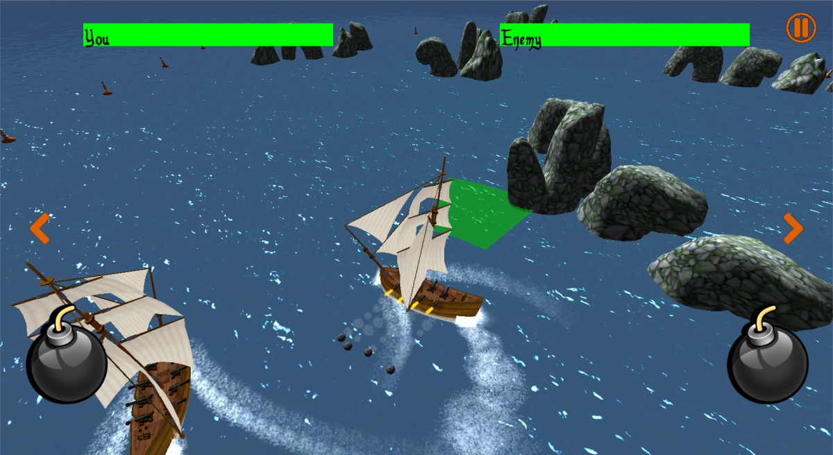 Warships Duel- screenshot