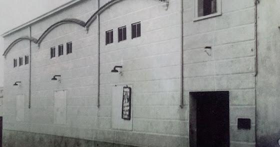 El Cine de la Plaza de Pavía